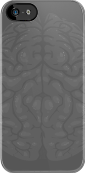 Brain - Gray Matter by DioJoestar