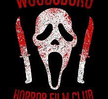 Woodsboro Horror Film Club by CXPStees