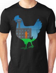 The Chickening Unisex T-Shirt
