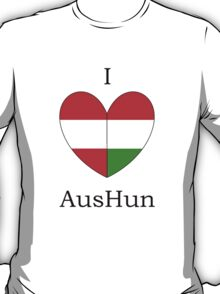 I Heart AusHun T-Shirt