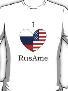 I Heart RusAme T-Shirt