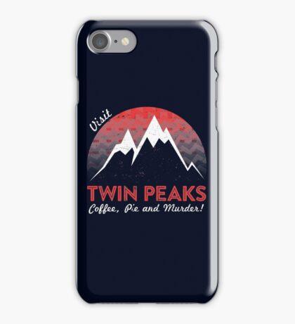 Visit Twin Peaks iPhone Case/Skin