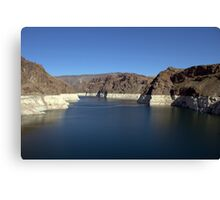 Lake Mead Boulder City, Nevada Canvas Print