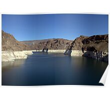 Lake Mead Boulder City, Nevada Poster