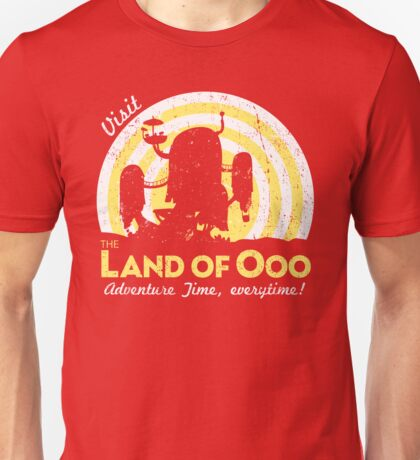 Visit the Land of Ooo Unisex T-Shirt