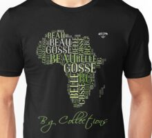 BG Colletions Tee Green Africa  Unisex T-Shirt