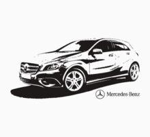 Mercedes Benz A Class 2013 Kids Clothes