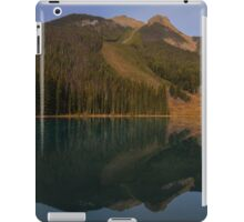 Emerald Lake, Alberta iPad Case/Skin