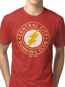 Central City Running Club Tri-blend T-Shirt