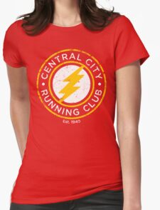 Central City Running Club Womens Fitted T-Shirt