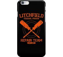 Litchfield Repair Team iPhone Case/Skin
