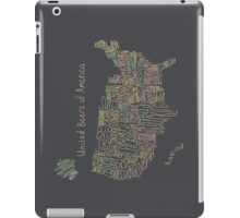 United Beers of America iPad Case/Skin