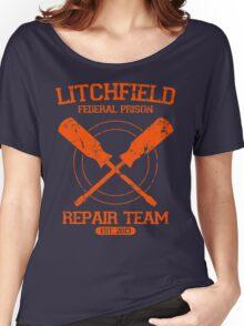 Litchfield Repair Team Women's Relaxed Fit T-Shirt