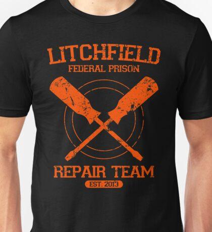 Litchfield Repair Team Unisex T-Shirt
