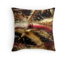 Cats Tails Throw Pillow