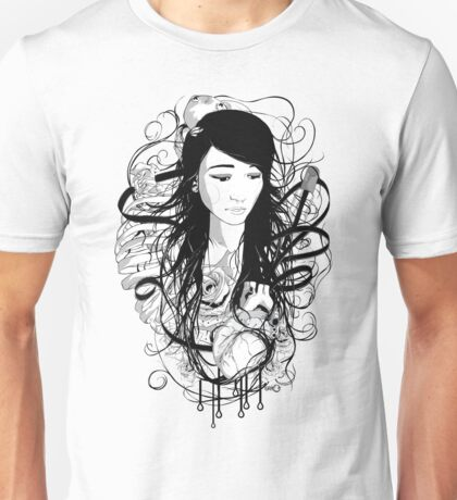 who she is Unisex T-Shirt