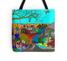 Outback dreaming Tote Bag