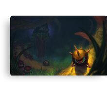 Wind Waker: Morths Canvas Print