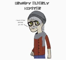 Grumpy Elderly Hipster Club! by Kati9508