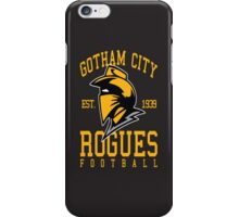 Rogues Football iPhone Case/Skin