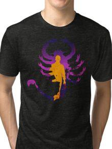 The Driving Scorpion Tri-blend T-Shirt