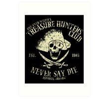 Treasure Hunters Club Art Print