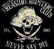 Treasure Hunters Club by CXPStees