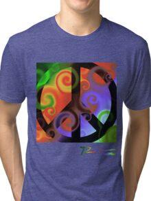 Pax Six Tri-blend T-Shirt