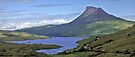 Stac Pollaidh Panorama by David Alexander Elder