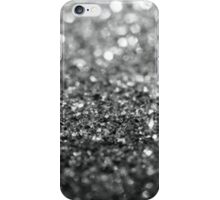 Abstract Silver Glitter - Iphone case  iPhone Case/Skin