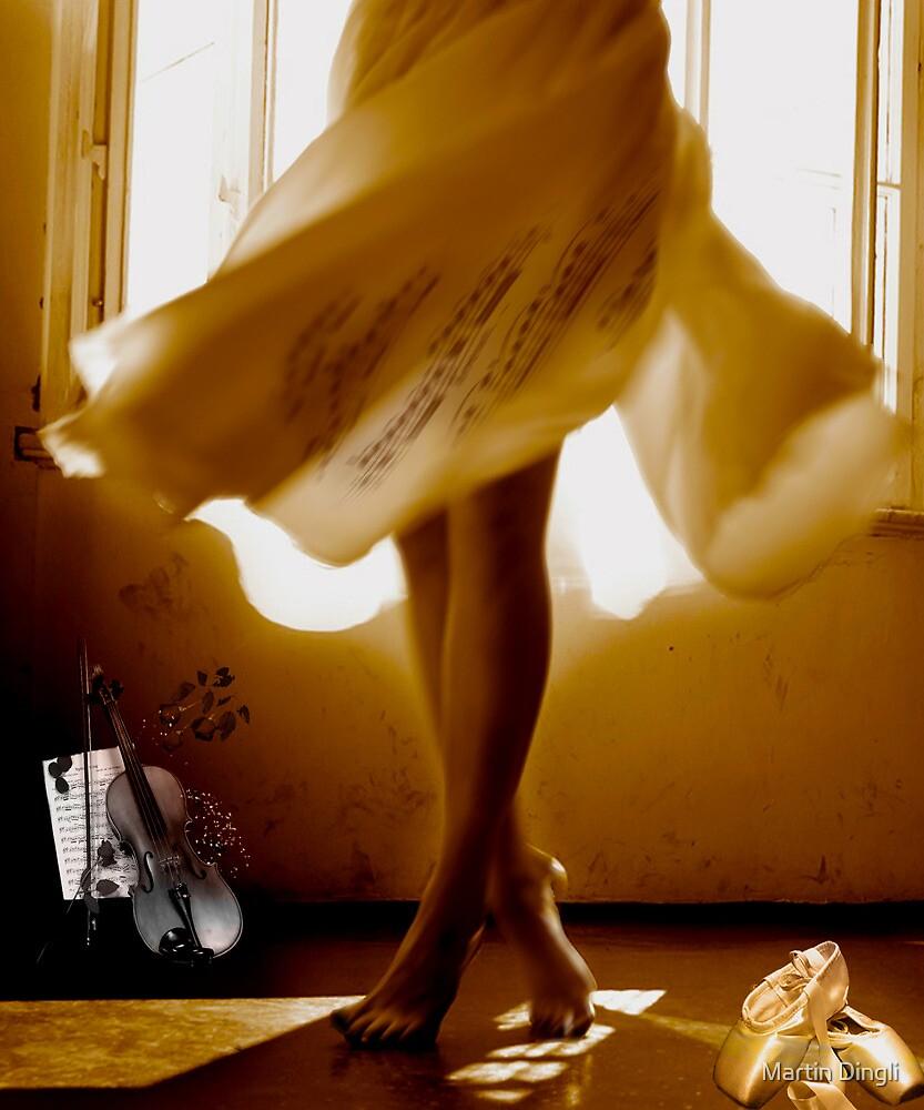 "Dance Series ""Dance Free"" by Martin Dingli"