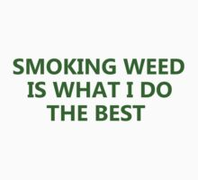 smoking weed marijuana stoner clothes by yus41