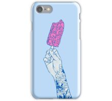 Brain ice cream! mmmmm iPhone Case/Skin