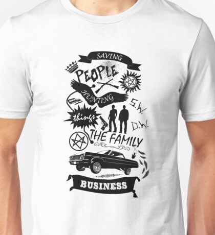 Fam Business Unisex T-Shirt
