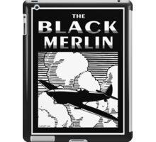 The Black Merlin Spitfire iPad Case/Skin