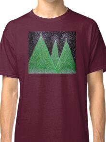 Christmas Trees Classic T-Shirt