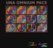Una Omnium Pace by Hedges Creations