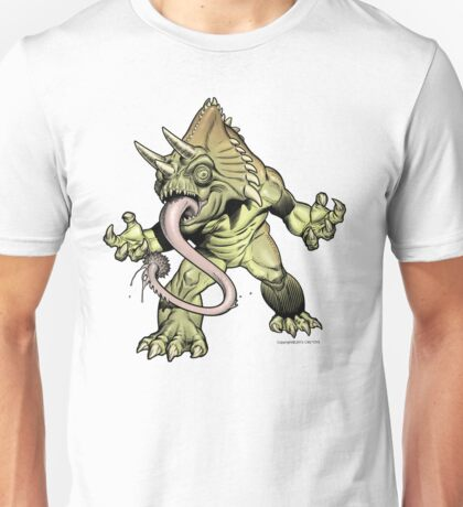 "CACTUS TUNG Monster ""Shirts, Sweaters and Hoodies"" Unisex T-Shirt"