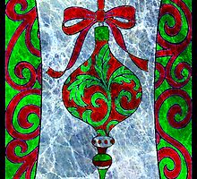 CHRISTMAS ORNAMENT by Tammera