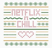 Netflix and Chill Ugly Sweater Vintage Style (Summer) Kids Clothes
