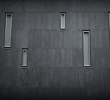 Slits & Slate by artkitecture