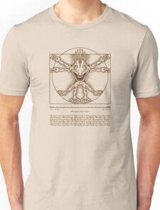 Vitruvian Murloc Unisex T-Shirt