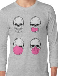 Be refreshed ... chew! Long Sleeve T-Shirt