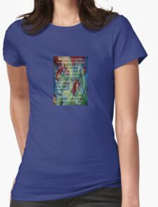 And Now I'll Look Away Poetry Greeting T-Shirt