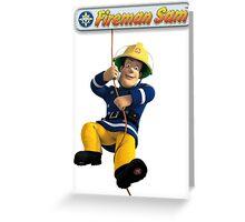 Fireman Sam Greeting Card