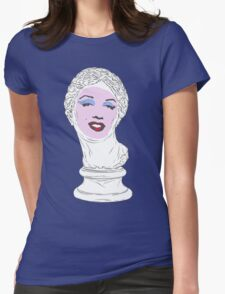 Marilyn Aphrodite Womens Fitted T-Shirt