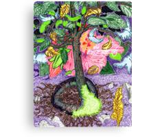 Hi(gh)biscus Magic Canvas Print