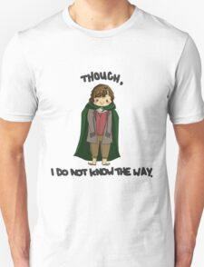 I WILL TAKE THE RING TO MORDOR! T-Shirt
