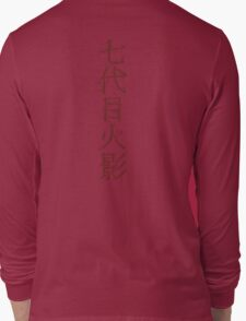 Seventh Long Sleeve T-Shirt