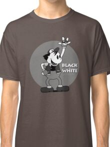 Black and White Classic T-Shirt